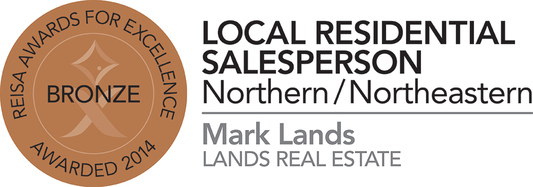 REISA Awards For Excellence - Local Residential Salesperson - North-Northeastern - Bronze Award 2014