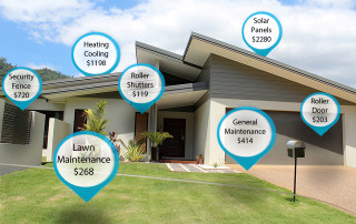 Claim depreciation on investment property